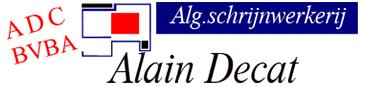 Alg. Schrijnwerkerij Alain Decat - Schrijnwerker